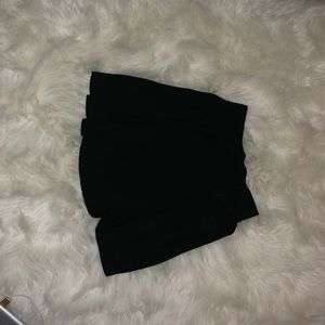 Dresses & Skirts - black skater skirt